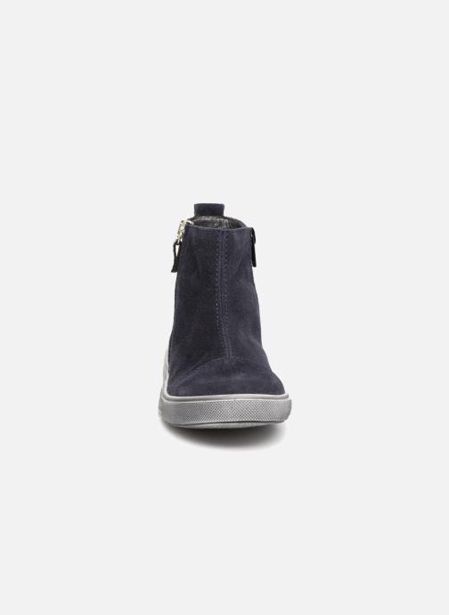 Ankle boots Bopy Sidji Blue model view