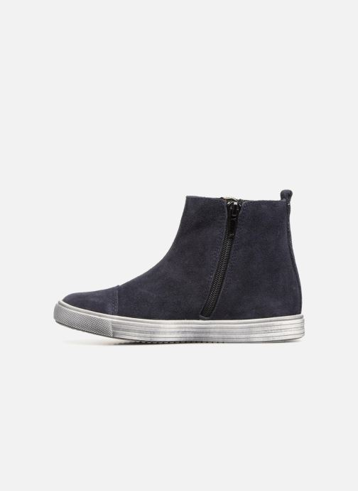 Ankle boots Bopy Sidji Blue front view