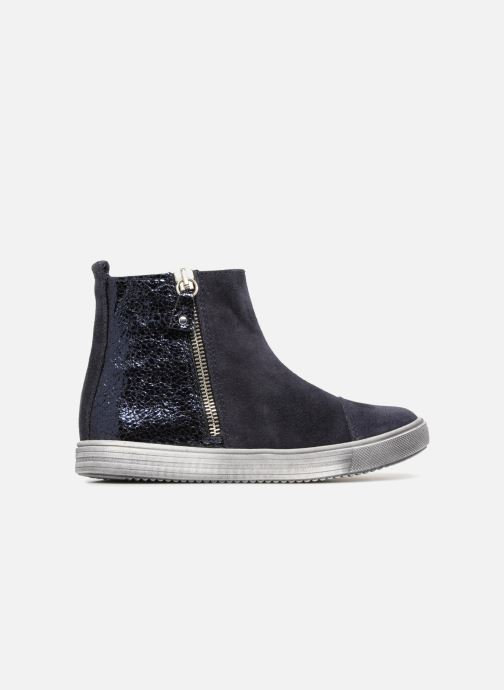 Ankle boots Bopy Sidji Blue back view