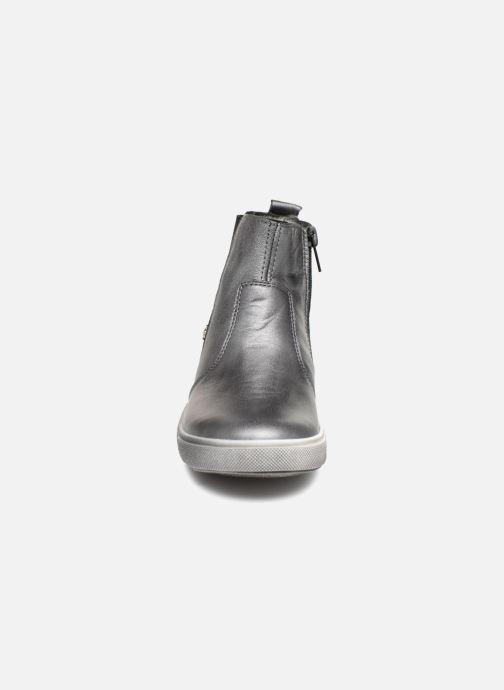 Stiefeletten & Boots Bopy Santina grau schuhe getragen