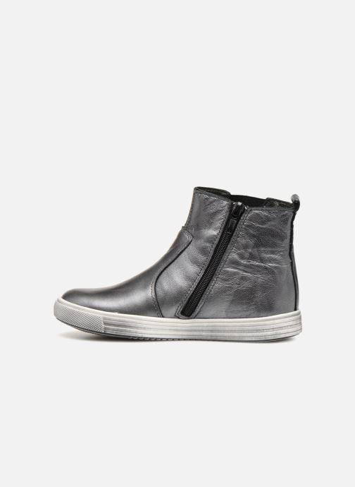 Bottines et boots Bopy Santina Gris vue face