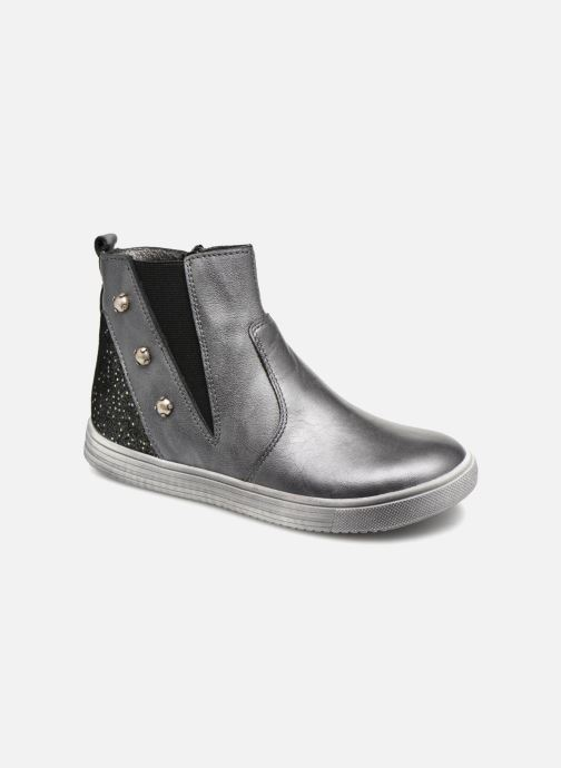 Bottines et boots Bopy Santina Gris vue détail/paire