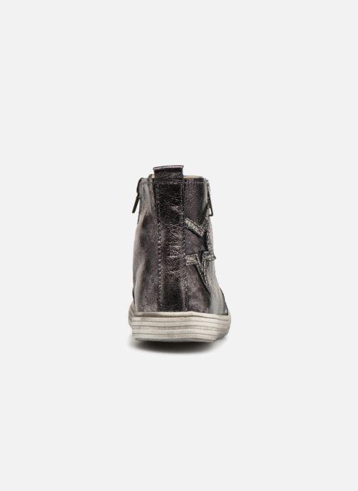 Boots en enkellaarsjes Bopy Shakila Goud en brons rechts