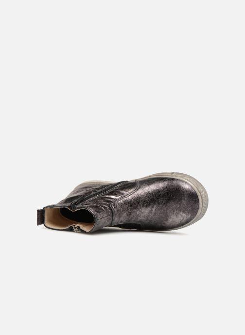 Ankelstøvler Bopy Shakila Guld og bronze se fra venstre