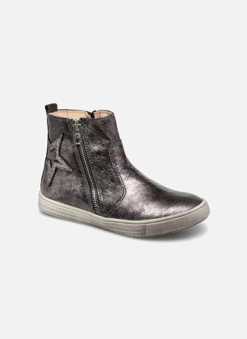 Ankelstøvler Bopy Shakila Guld og bronze detaljeret billede af skoene