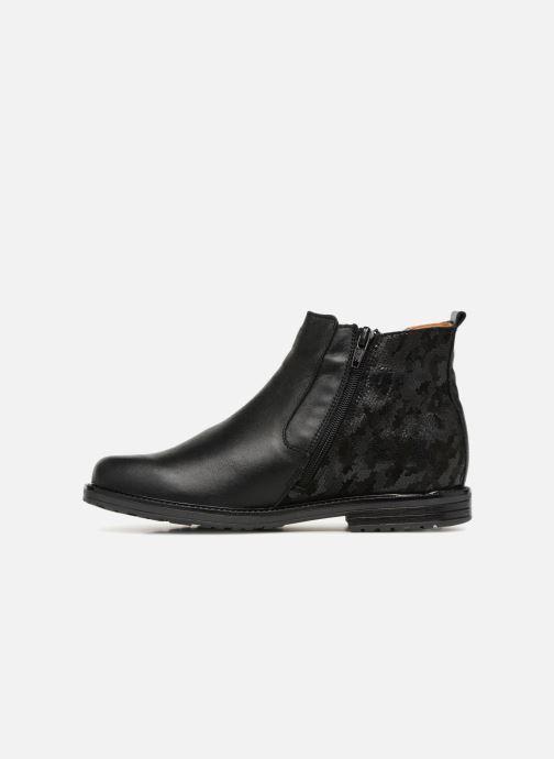 Bottines et boots Bopy Soana Noir vue face