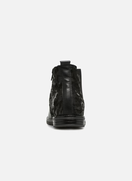 Ankle boots Bopy Soana Black view from the right