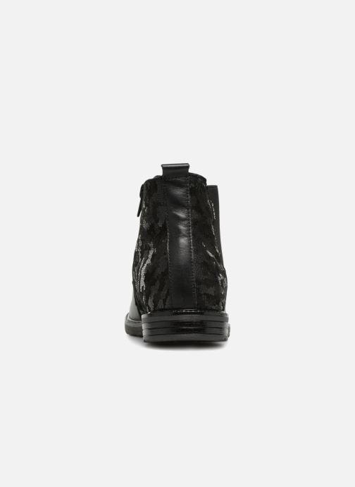 Bottines et boots Bopy Soana Noir vue droite