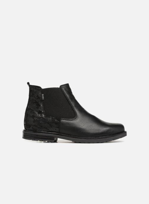 Bottines et boots Bopy Soana Noir vue derrière
