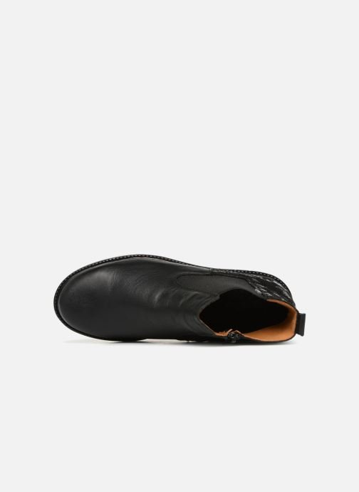Ankle boots Bopy Soana Black view from the left