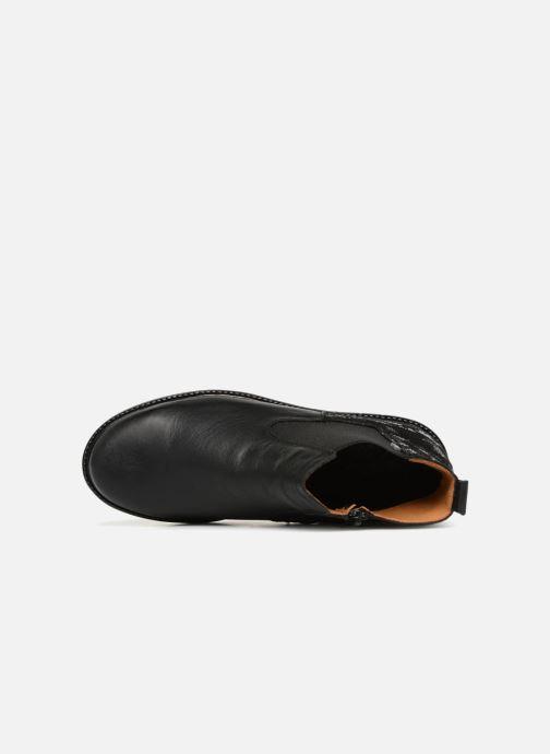 Bottines et boots Bopy Soana Noir vue gauche