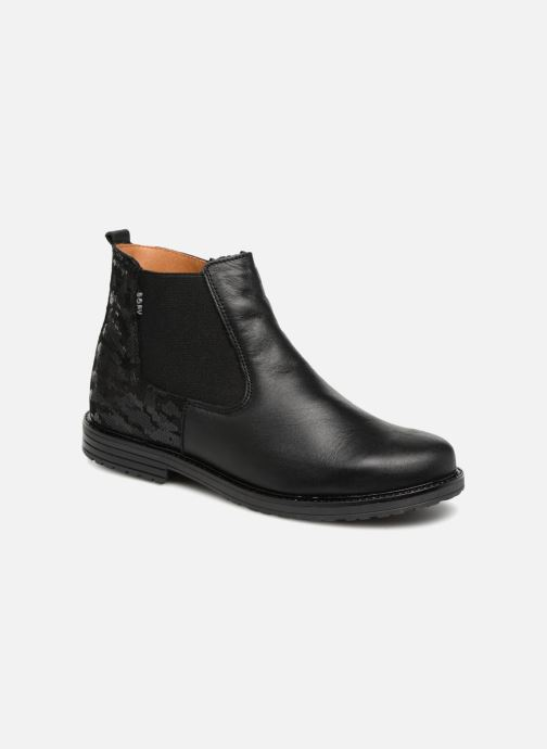 Ankle boots Bopy Soana Black detailed view/ Pair view