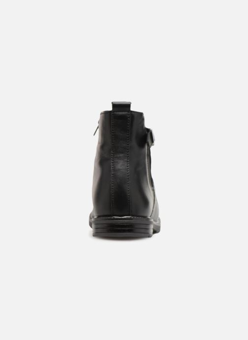Ankle boots Bopy Santiiana Black view from the right