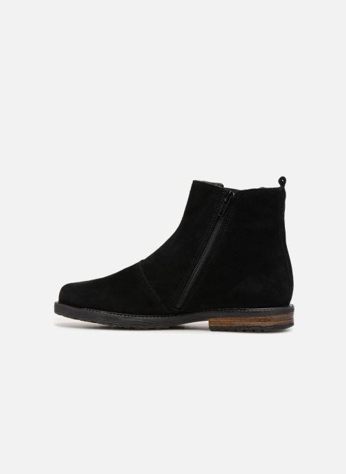 Boots en enkellaarsjes Bopy Savafor Zwart voorkant