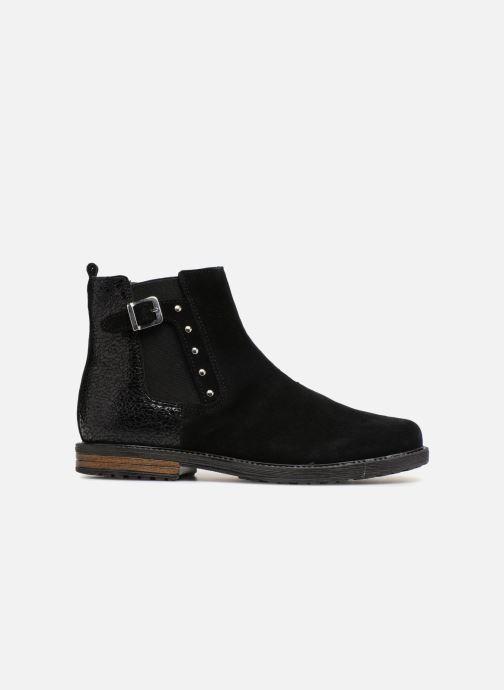 Boots en enkellaarsjes Bopy Savafor Zwart achterkant