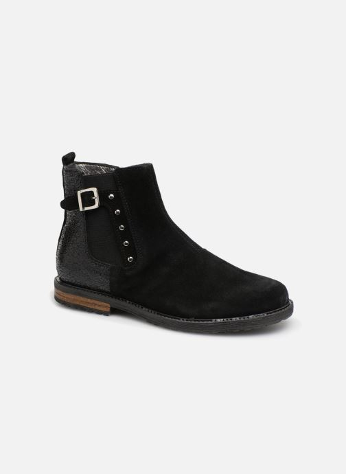 Boots en enkellaarsjes Bopy Savafor Zwart detail