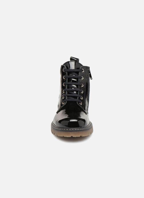 Bottines et boots Bopy Sirgule Noir vue portées chaussures