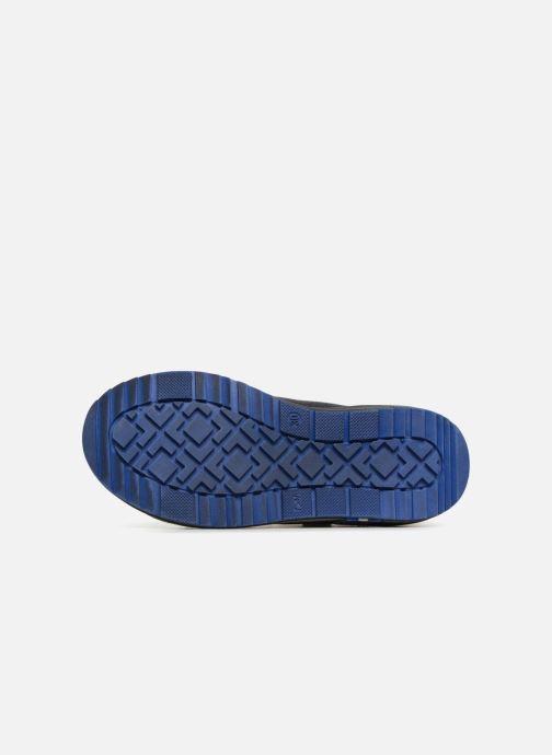 Baskets Bopy Vilfrid Bleu vue haut