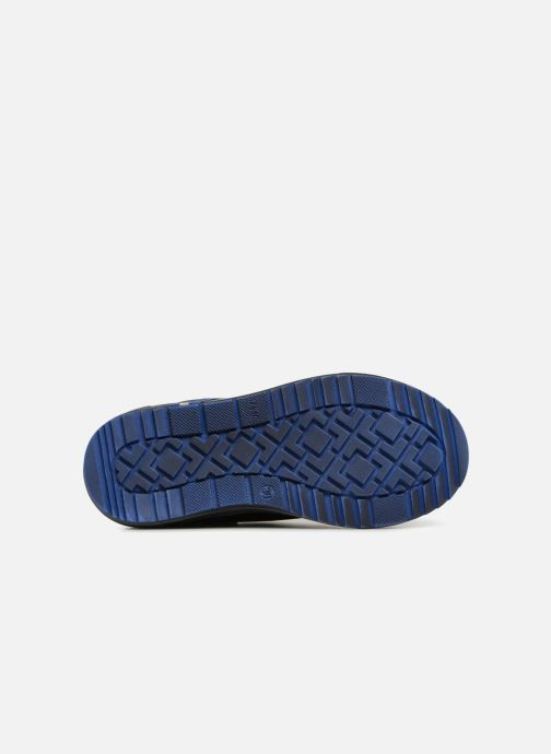 Baskets Bopy Valter Noir vue haut