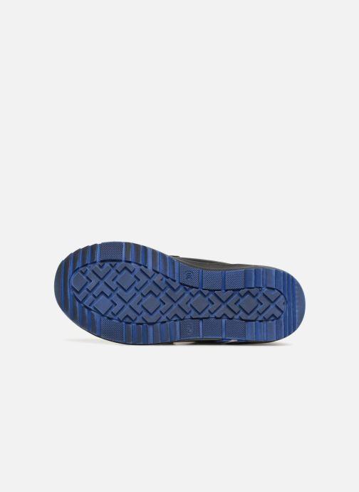 Baskets Bopy Vangelis Noir vue haut
