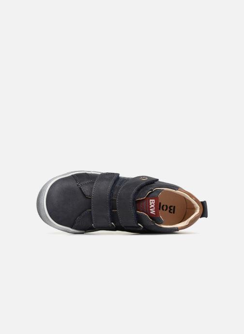 Sneakers Bopy Varuvel Blauw links