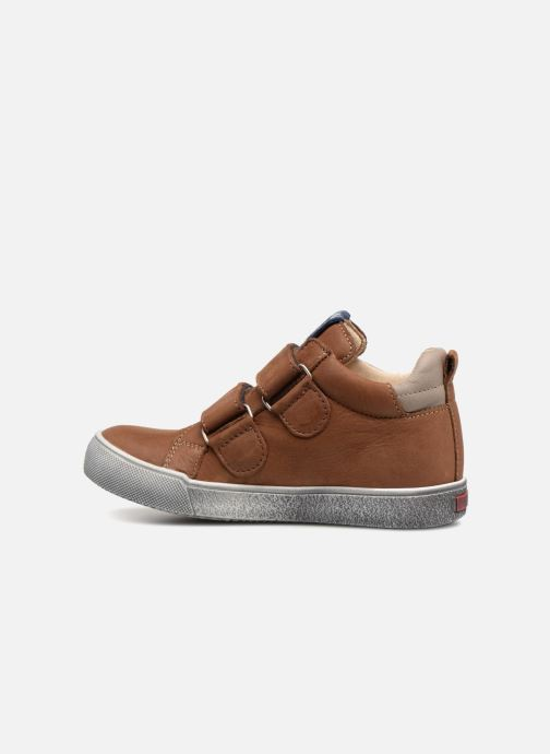 Sneaker Bopy Varuvel braun ansicht von vorne