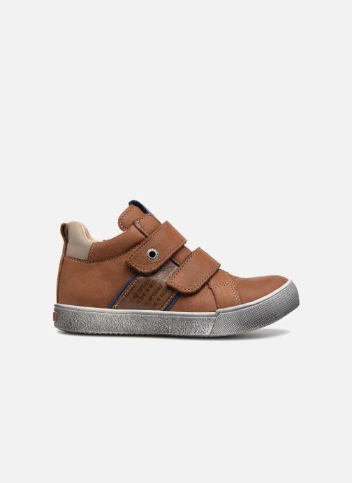 Sneaker Bopy Varuvel braun ansicht von hinten