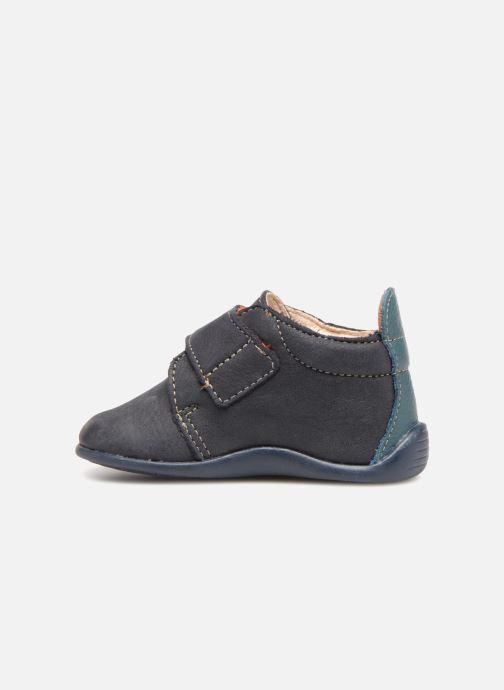 Pantofole Bopy Pavelo Azzurro immagine frontale