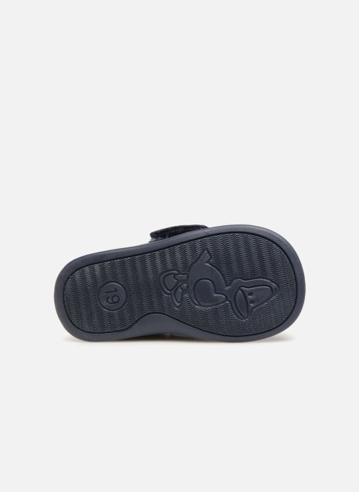 Pantoffels Bopy Pavelo Blauw boven