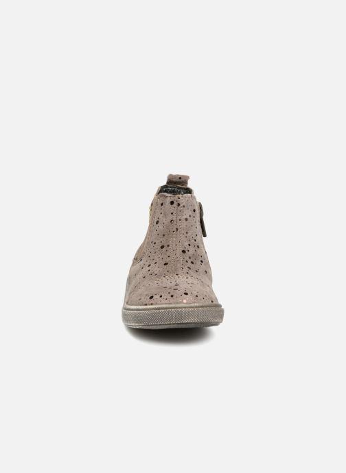 Ankle boots Bopy Boski Beige model view