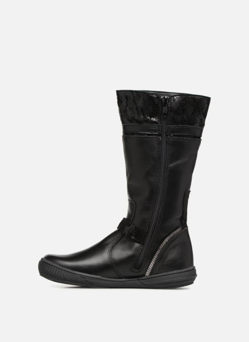 Boots & wellies Bopy Sharona Black front view