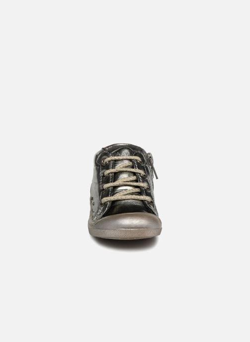 Bottines et boots Bopy Nocrou Kouki Argent vue portées chaussures