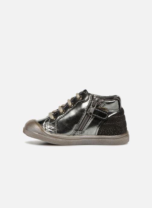 Boots en enkellaarsjes Bopy Nocrou Kouki Zilver voorkant