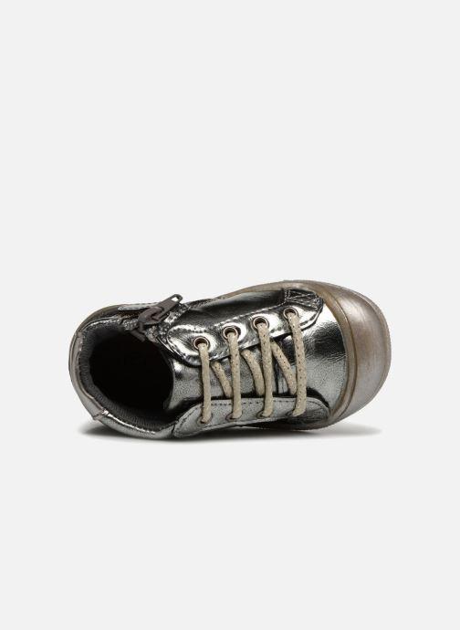 Bottines et boots Bopy Nocrou Kouki Argent vue gauche