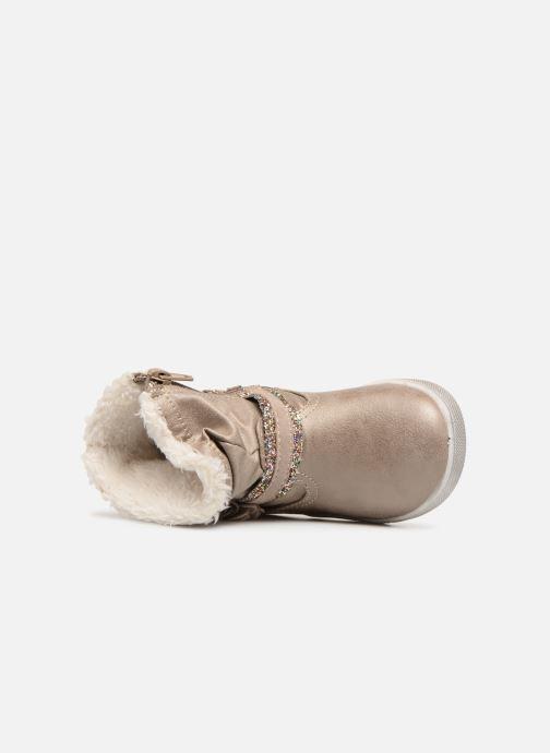 Boots en enkellaarsjes Bopy Tanaela Kouki Beige links