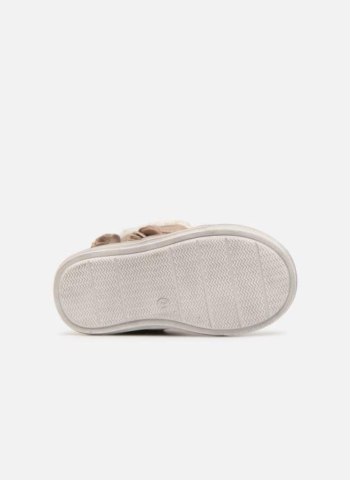 Boots en enkellaarsjes Bopy Tanaela Kouki Beige boven