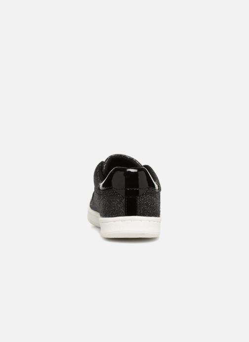 Baskets Bopy Tiravel Noir vue droite