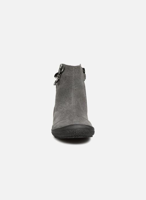 Bottines et boots Bopy Nidel Lilybellule Gris vue portées chaussures