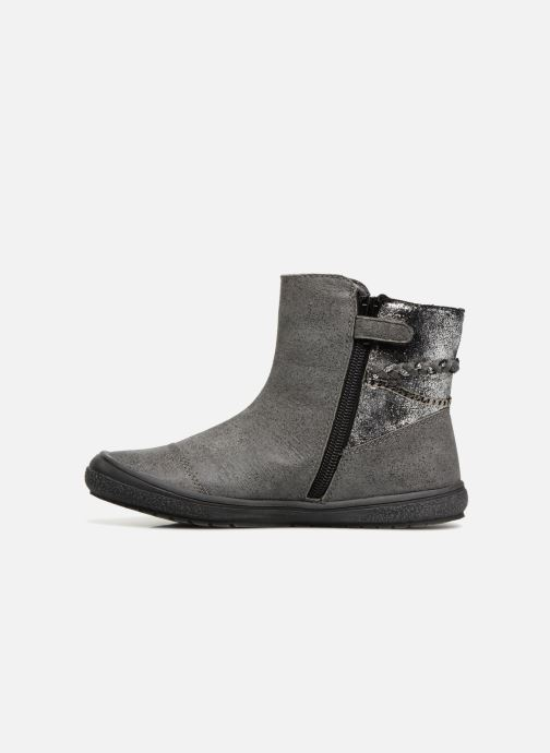 Bottines et boots Bopy Nidel Lilybellule Gris vue face
