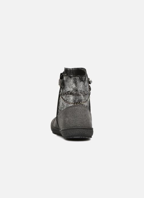 Bottines et boots Bopy Nidel Lilybellule Gris vue droite