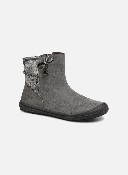 Bottines et boots Bopy Nidel Lilybellule Gris vue détail/paire