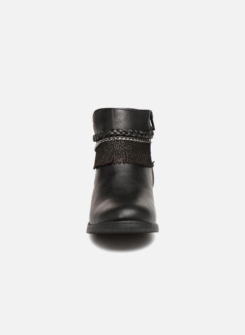 Bottines et boots Bopy Nimama Lilybellule Noir vue portées chaussures