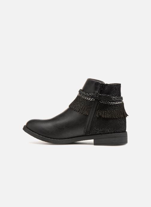 Boots en enkellaarsjes Bopy Nimama Lilybellule Zwart voorkant