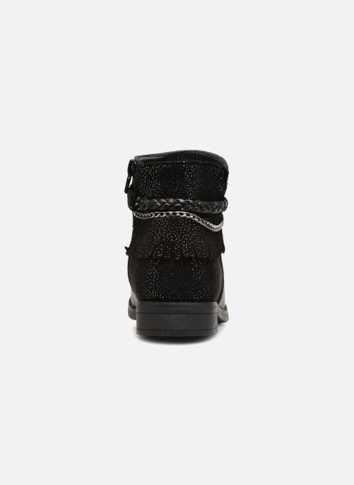 Bottines et boots Bopy Nimama Lilybellule Noir vue droite