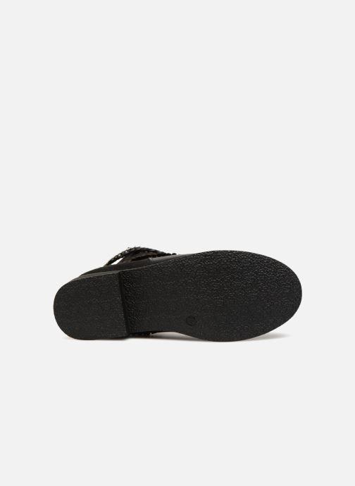 Bottines et boots Bopy Nimama Lilybellule Noir vue haut