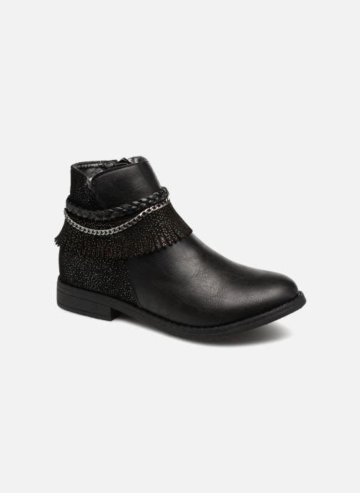 Boots en enkellaarsjes Bopy Nimama Lilybellule Zwart detail