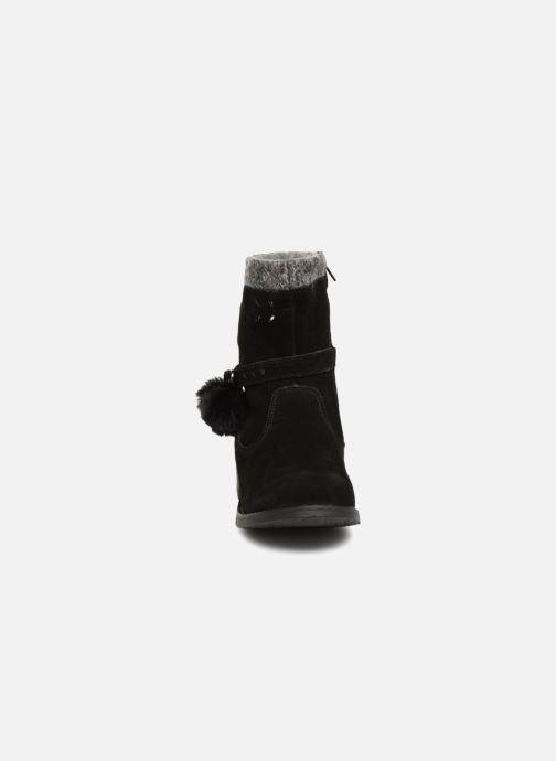 Stivaletti e tronchetti Bopy Nochoc Lilybellule Nero modello indossato