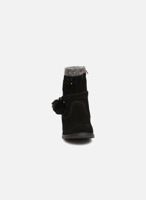 Bottines et boots Bopy Nochoc Lilybellule Noir vue portées chaussures