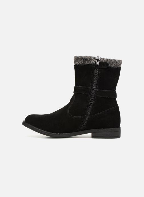 Bottines et boots Bopy Nochoc Lilybellule Noir vue face