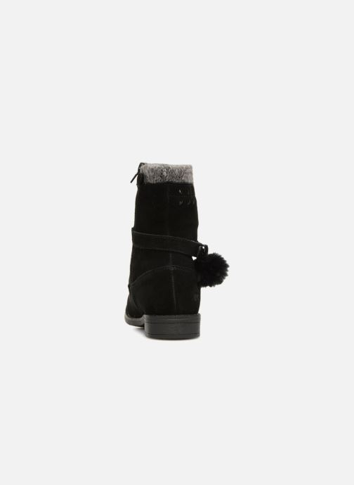 Bottines et boots Bopy Nochoc Lilybellule Noir vue droite
